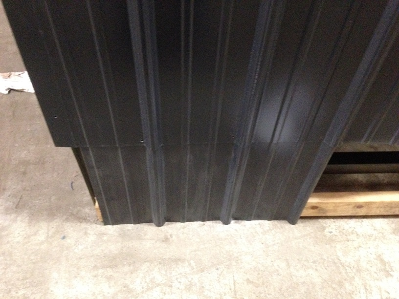outdoor wood stove skirting